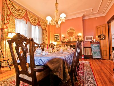 Mansion- dining room