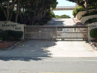Solana Beach condo photo - driveway to the complex