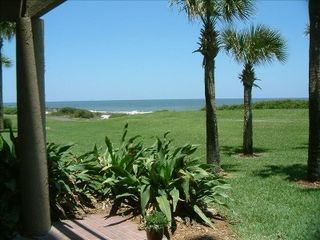 Amelia Island condo photo - Private Lanai with Gorgeous View