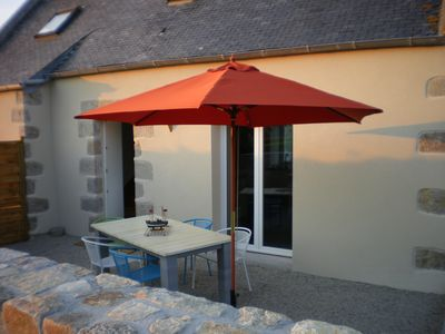 250 m from the sea, La Bisquine cottage quiet and comfortable fishing