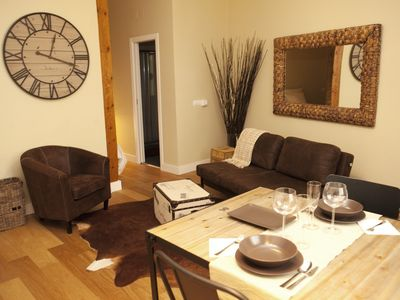 Design apartment in central Madrid (Opera-Sun)
