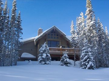 Big Sky chalet rental - Ski to Big Sky or Moonlight Basin/3BR/4BA+ loft/Best Views/Garage