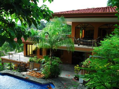 CasaTolteca - Your private luxury estate surrounded by rain forest