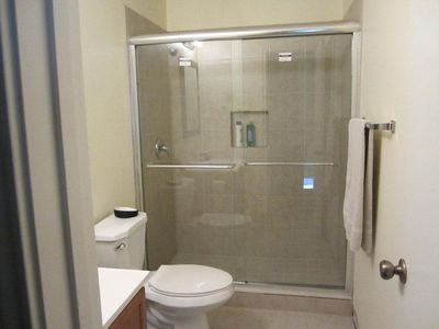 San Antonio house rental - Full Bathroom upstairs.