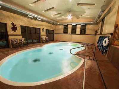 Carbondale estate rental - Indoor Swimming Pool