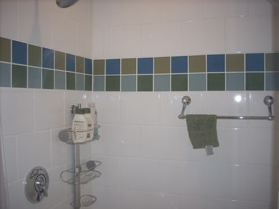 third floor shower