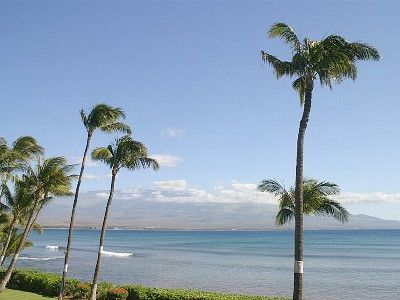 Maalaea condo rental - Imagine the gentle breezes and the ocean lapping at the shore!
