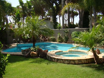 A paradise in Chiclana