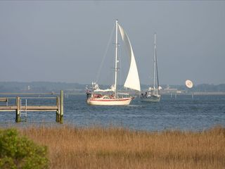 Chincoteague Island townhome photo - Wish you were here