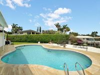Modern Luxury Delray Beach Waterfront Pool Home with Dock!