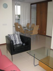 Llenaire apartment rental - Spacious living room