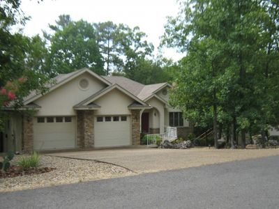 Arkansas house rental - Front Of House