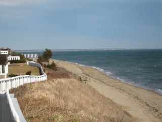 New Seabury cottage photo - Maushop bluff