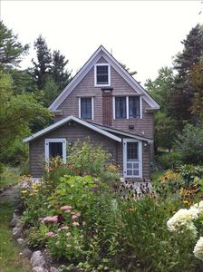 Somesville farmhouse rental - Watersigns: home base for your Acadia vacation