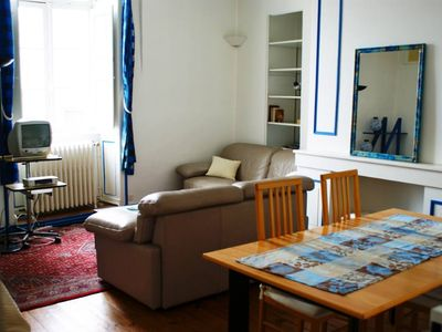 Close to the port, apartment intramural 4 people, 80 sqm