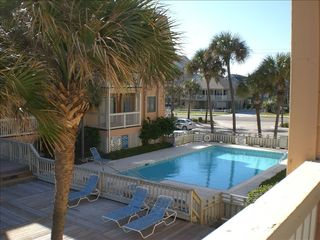 Garden City Beach condo photo - Pool