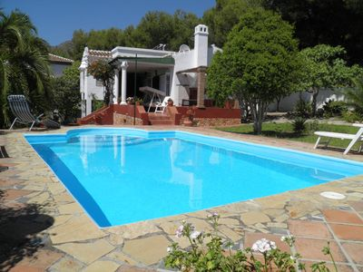 Air-conditioned accommodation, great guest reviews , Maro, Andalusia