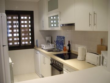 Lovely Fully Equiped Kitchen