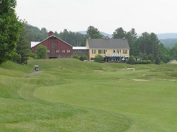 Okemo Golf and Cross Country Skiing Course (3 miles)
