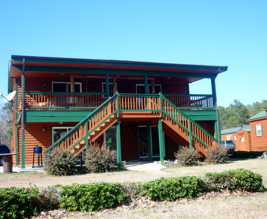 The More The Merrier Two Story Cabin Vrbo