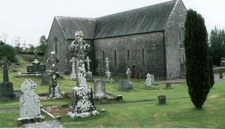 County Mayo house photo - 12th Century Ballintubber Abbey- Our local Church