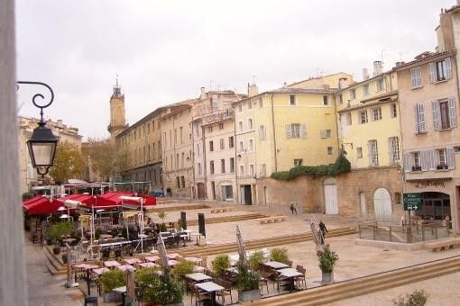 Charming apart in the heart of aix 39 s vrbo for Abritel aix en provence