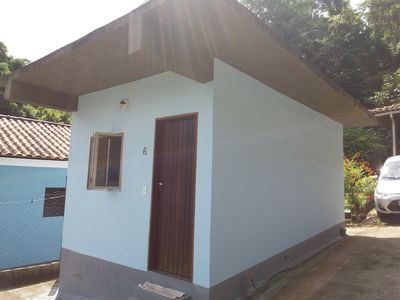 Near Curral Beach, we accommodate up to 4 people and leisure area with pool