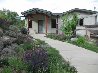 Glenwood Springs cabin photo - The Bear's Den Front Entry