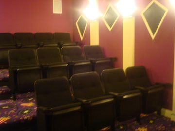 Movie Theater with Stadium Seating 1st floor