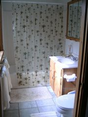 Volcano house photo - Downstairs bathroom