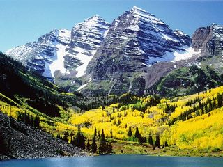 Aspen condo photo - Maroon Bells is 20 minutes away