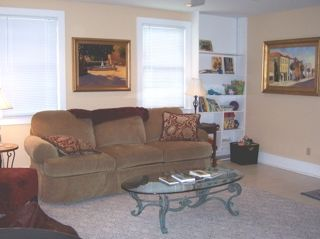 Charleston condo photo - living area