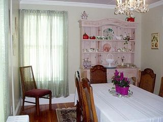 Bar Harbor cottage photo - Dining Room, Seats 8