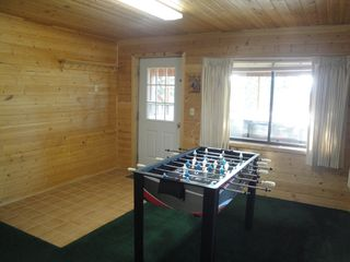 Heber City cabin photo - Downstairs Game Room