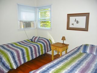 Sag Harbor house photo - Guest bedroom with 2 twin beds. Perfect for kids!