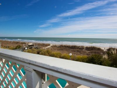 Oceanfront Updated 2BR.  Small building with elevator.