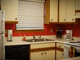 Branson condo photo - All you need is the food fully equipped kitchen ready for your use.