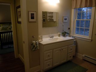 North Conway house photo - The Apartment Bath