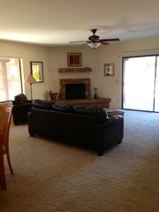Tucson townhome photo - living room