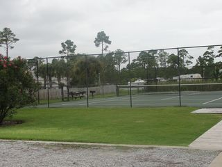 Gulf Shores cottage photo - Tennis Court