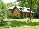 Full house view - Twin Mountain cabin vacation rental photo