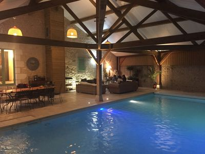 Charming gite in the heart of the medieval city, pool during all year