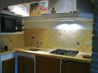 La Gaude apartment photo - Kitchen of the small house