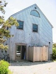 Surfside Nantucket house photo - Outdoor Shower