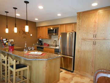 Durango condo rental - Fully stocked kitchen-remodeled December 2011.