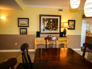 Bahia Vista I Ocean City condo photo - Dining Room