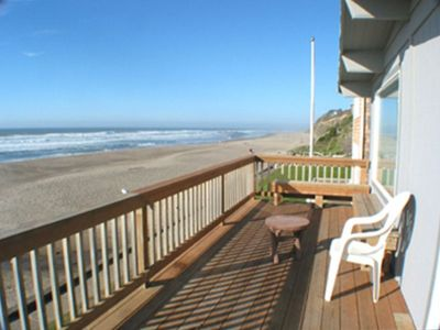 ENJOY THIS DECK, THE VIEW AND THE,BEACH, THIS IS YOUR VIEW FROM THE HOME.