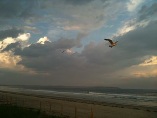 Beautiful sunsets!!! - Old Orchard Beach apartment vacation rental photo