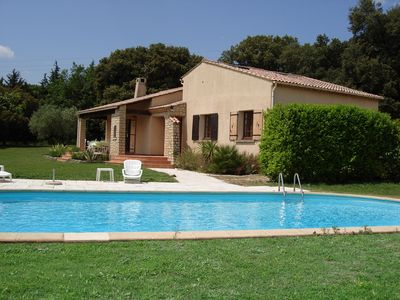 House In Provence With Private Pool