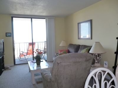 Excellent Location; 9th Floor Ocean View; Fully Furnished 2BR/2BA